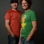 Akoestisch duo Ginfish